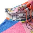 Martine Rose - Bongo Batwing Oversized Floral-Print Fleece Sweashirt - Multi