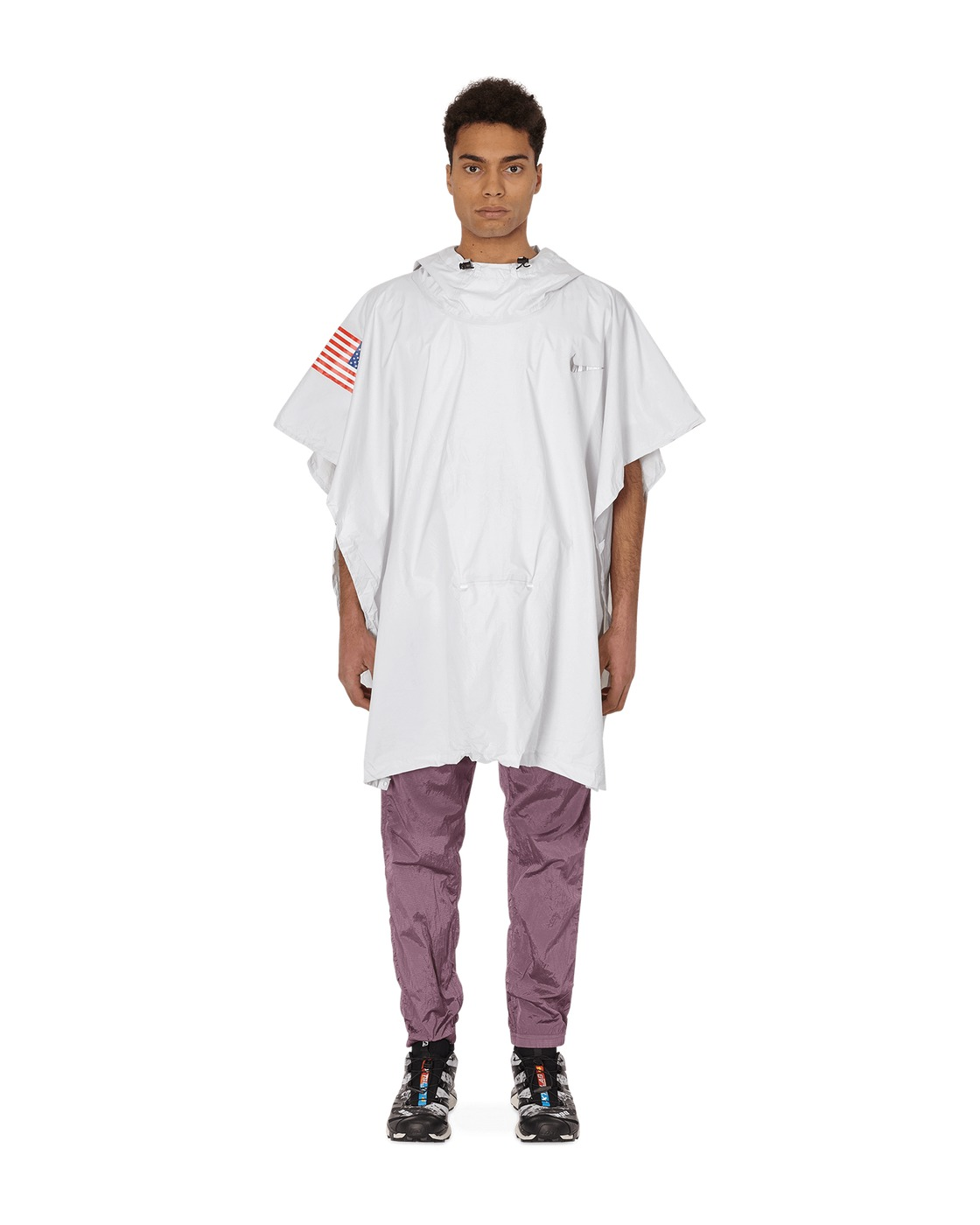 Nike Special Project Tom Sachs Packable Poncho White