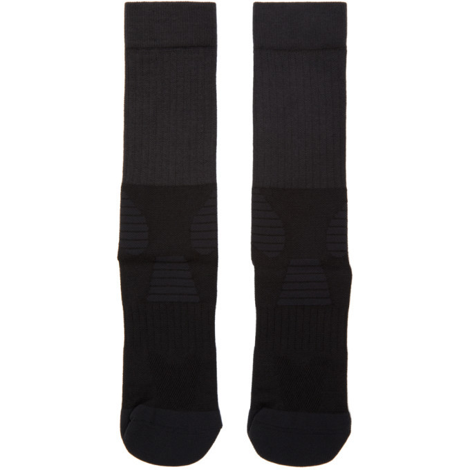 Photo: Y-3 Black and White Tube Socks