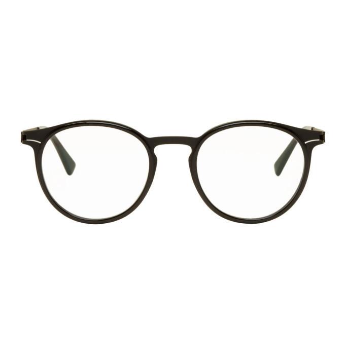 Photo: Mykita Black DD2.3 Glasses