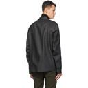 Veilance Black Cambre Jacket
