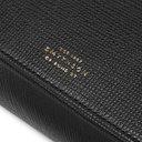 Smythson - Cross-Grain Leather Messenger Bag - Black