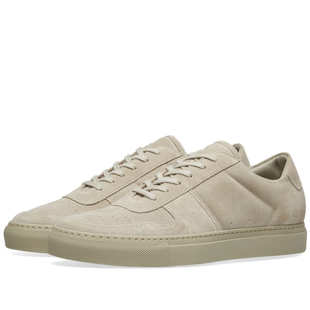 Common Projects B-Ball Low Suede