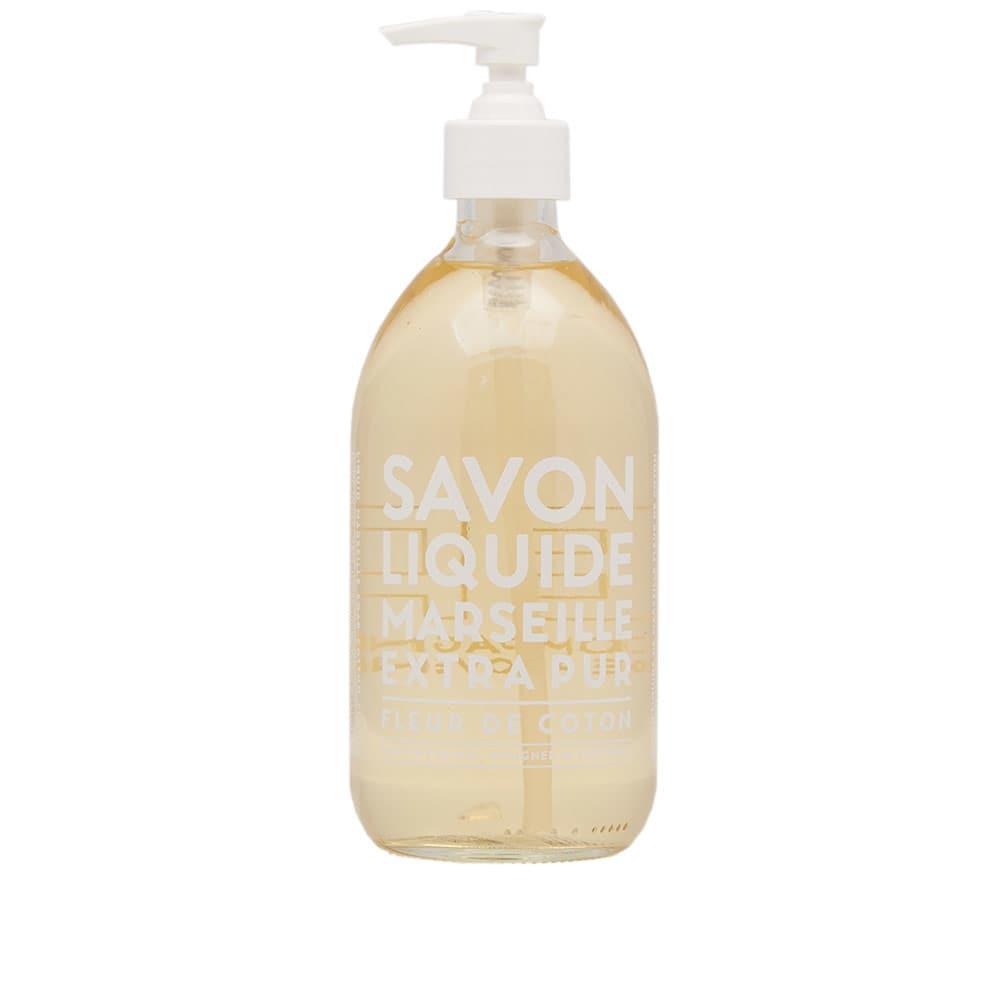 Photo: Compagnie de Provence Liquid Marseille Cotton Flower Soap