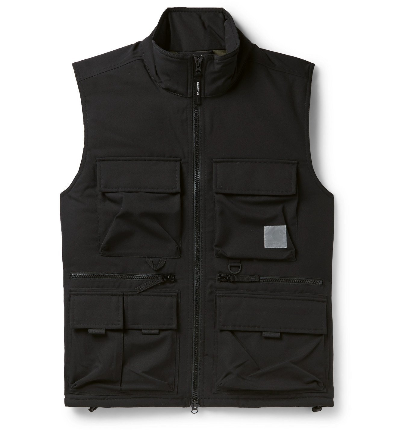 Photo: Carhartt WIP - Colewood Padded Shell Gilet - Black