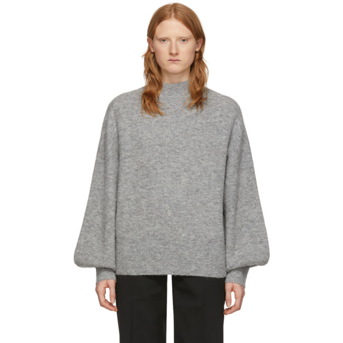 Photo: Won Hundred Grey Blakely Sweater