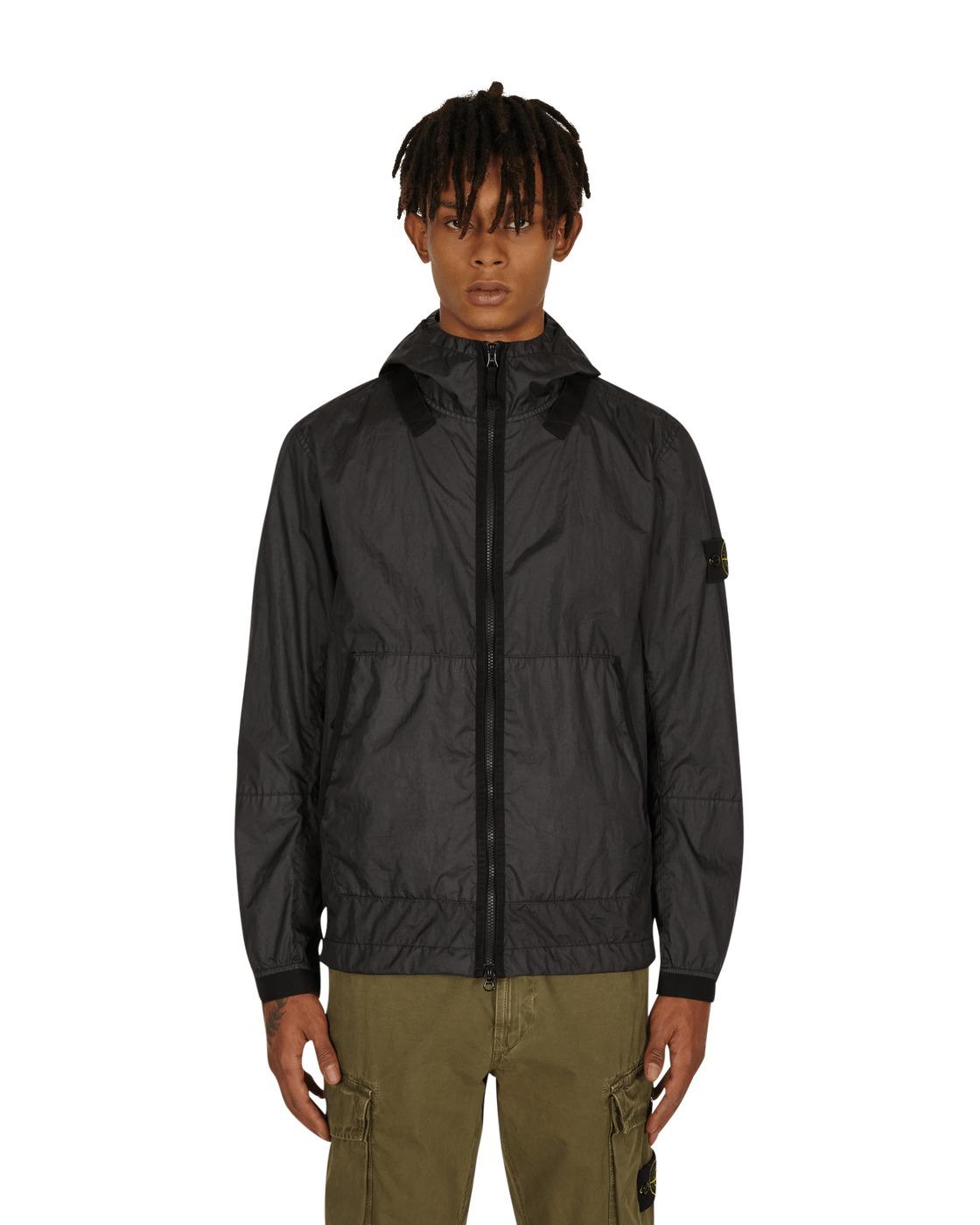 Stone Island Membrana 3l Tc Jacket Black