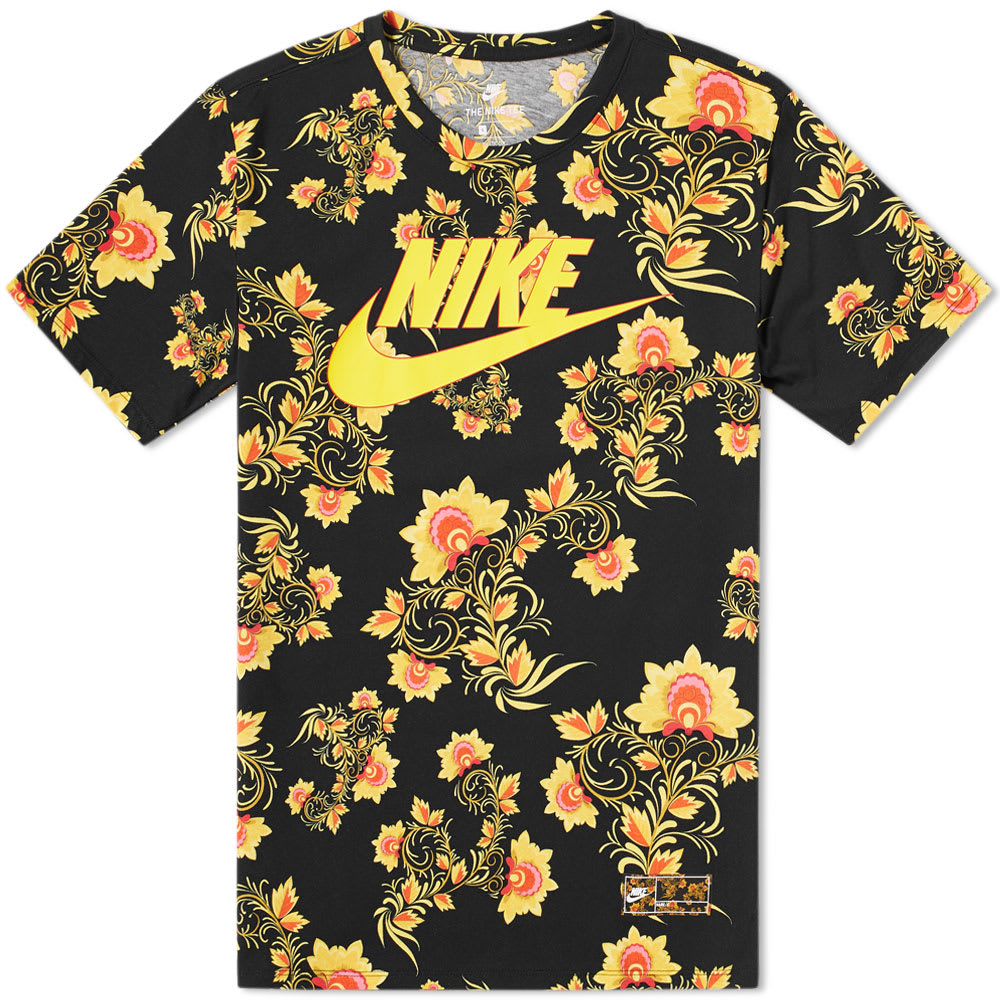 many styles get online preview of Nike Floral Tee