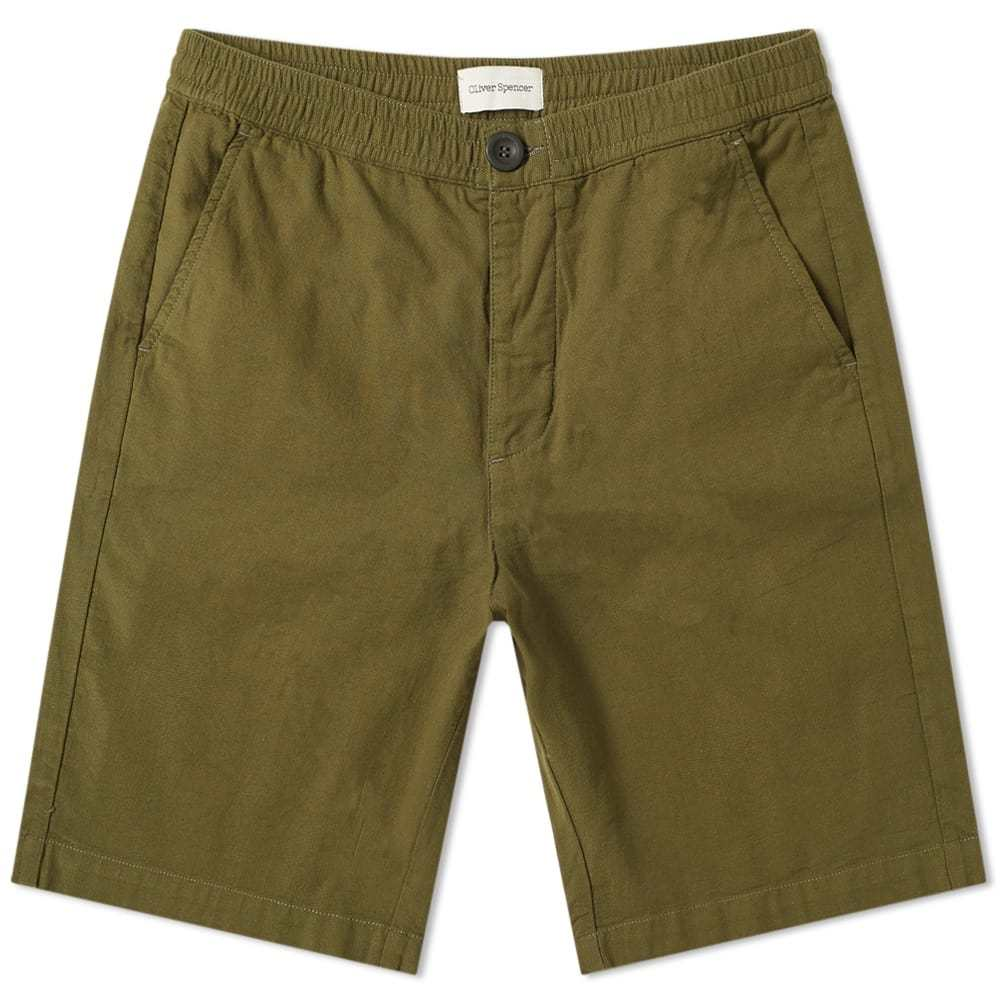 Photo: Oliver Spencer Drawstring Short
