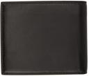 Giorgio Armani Black Logo Bifold Wallet