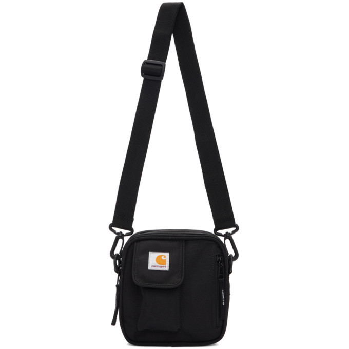 Photo: Carhartt Work In Progress Black Small Essentials Pouch