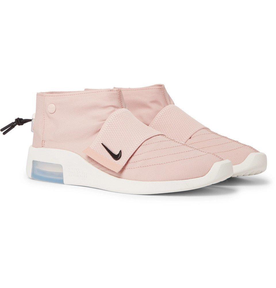 Moccasin Ripstop Sneakers - Pink Nike