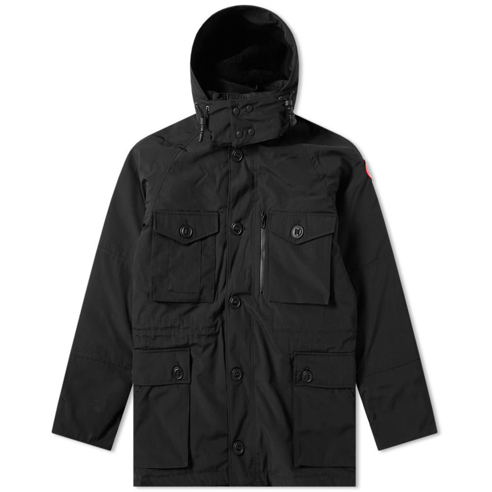 Photo: Canada Goose Drummond 3-in-1 Parka