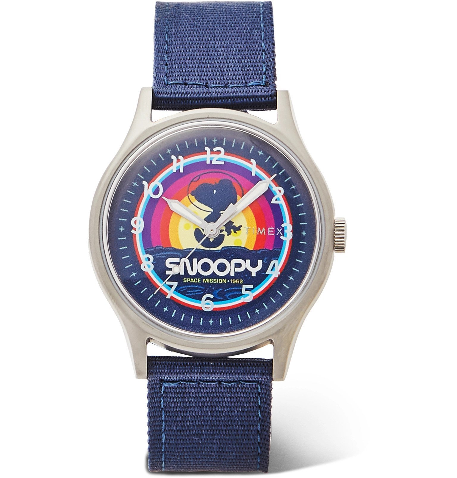 Photo: Timex - Peanuts Snoopy In Space MK1 Watch - Blue