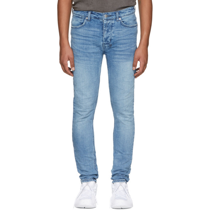 Photo: Ksubi Blue Van Winkle Jeans