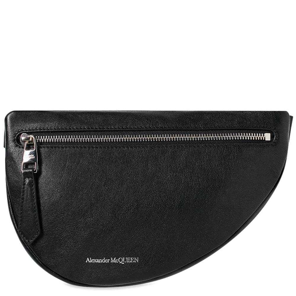 Photo: Alexander McQueen Leather Waist Bag