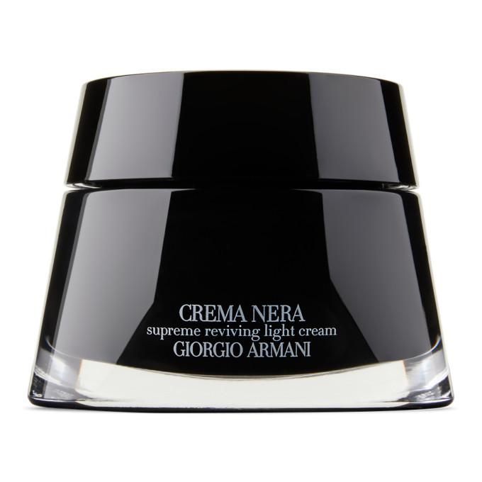 Giorgio Armani Crema Nera Supreme Reviving Light Cream, 50 mL