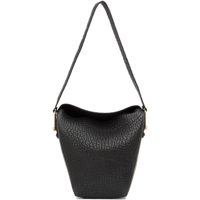 Photo: Lemaire Black Small Folded Bag