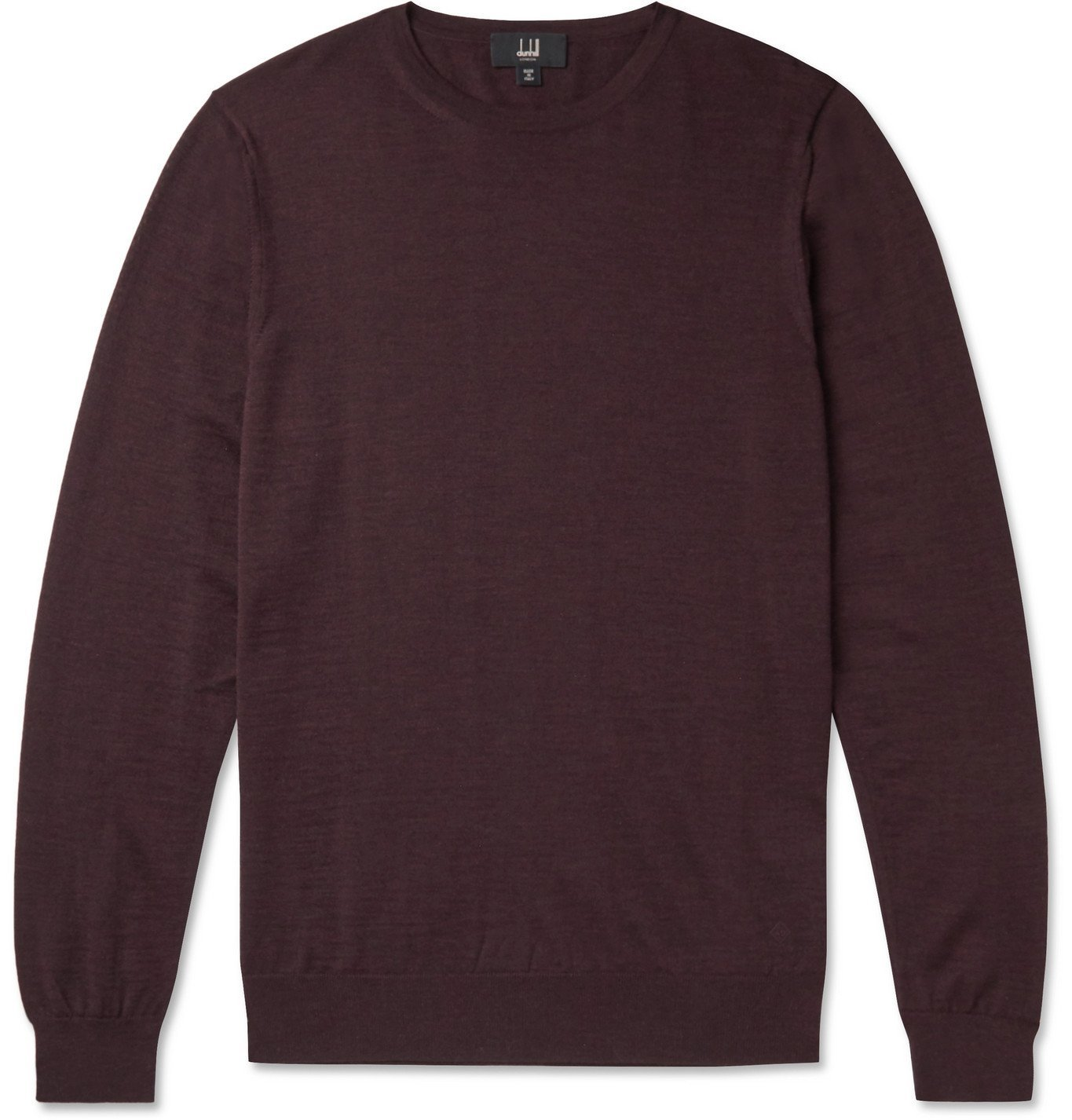 Dunhill - Slim-Fit Wool Sweater - Unknown