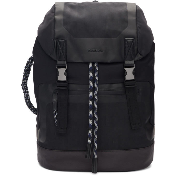 Photo: Diesel Black Suse Backpack