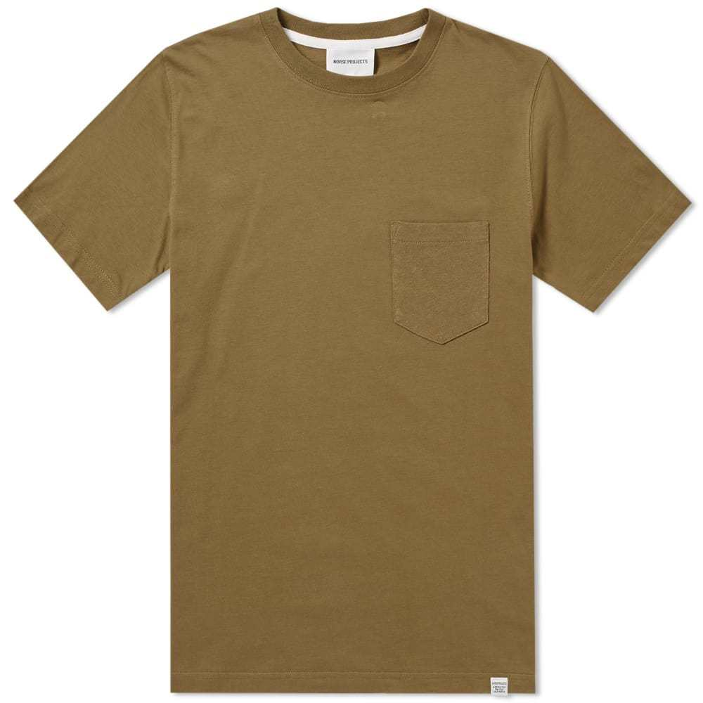 Photo: Norse Projects Johannes Pocket Tee