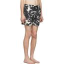 Ksubi Black Troppo Resort Swim Shorts