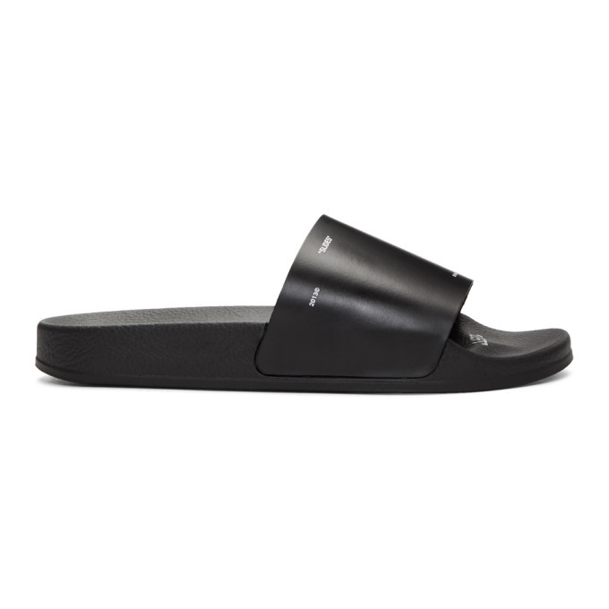 Photo: Off-White Black Corporate Slides