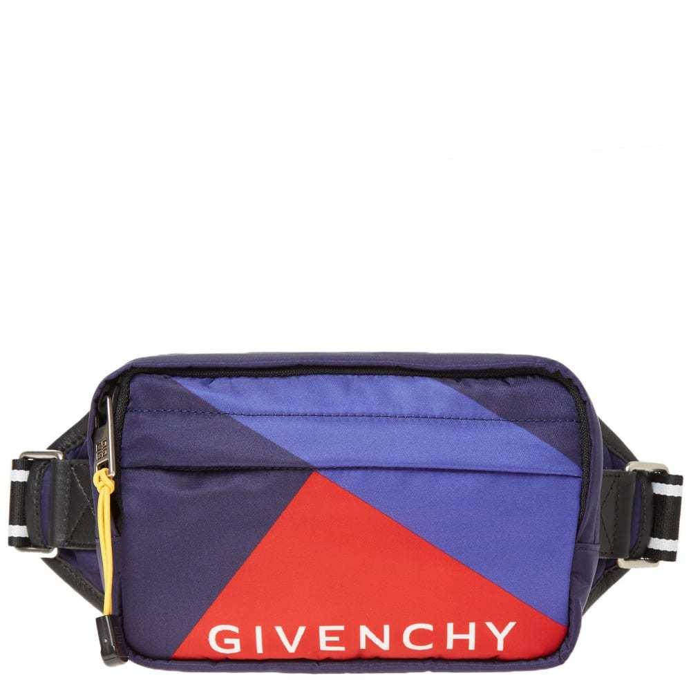 Photo: Givenchy Geometric Waist Bag
