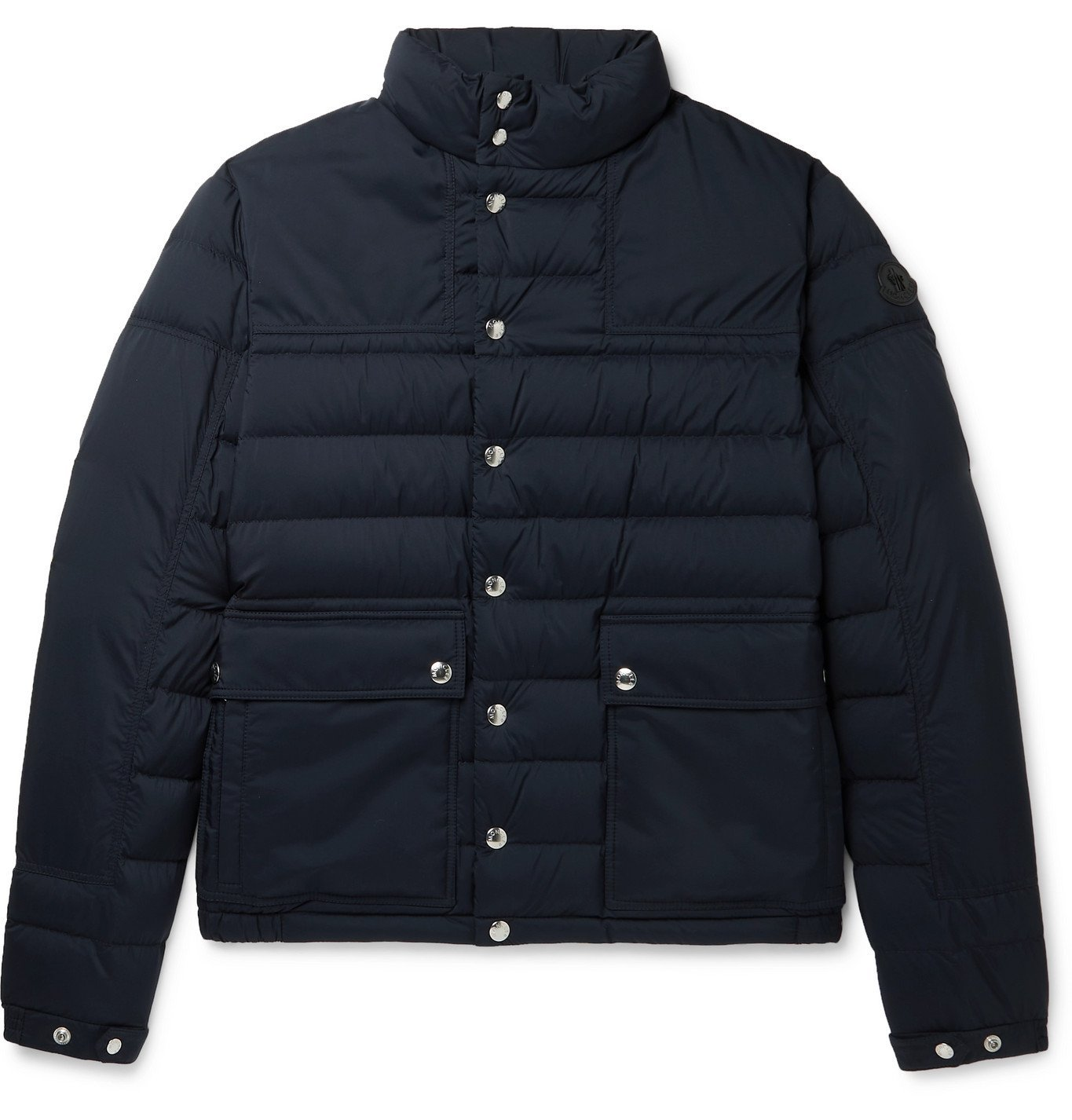 Photo: MONCLER - Boutmy Quilted Shell Down Jacket - Blue