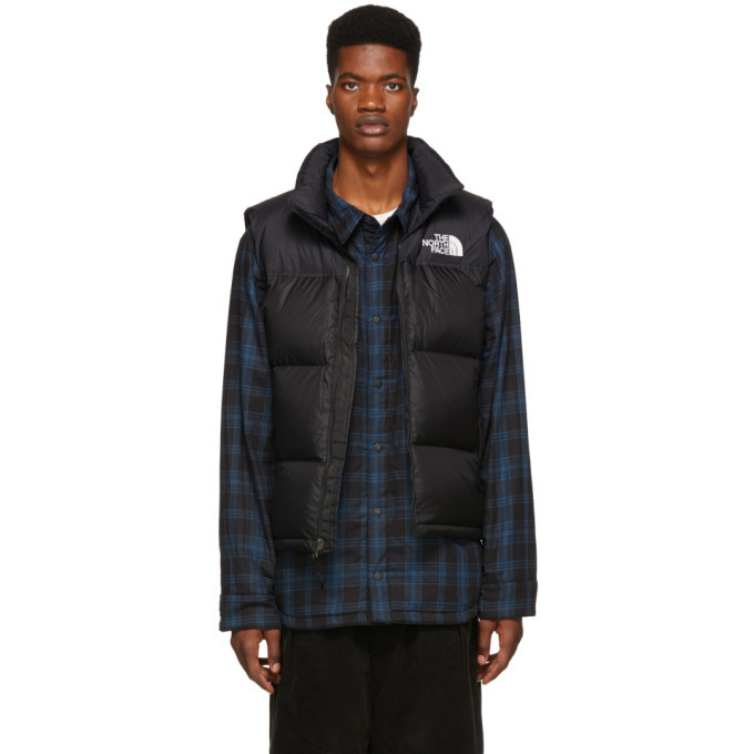 Photo: The North Face Black Down 1996 Retro Nuptse Vest