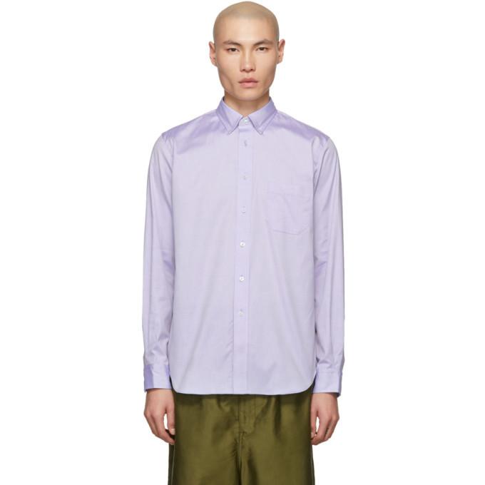 Photo: Junya Watanabe Blue Turnbull and Asser Edition Oxford Shirt