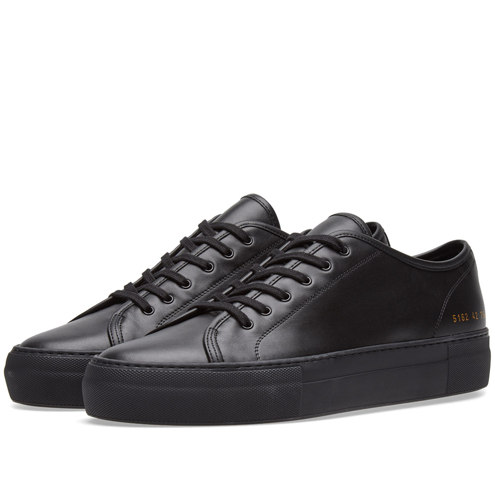 Common Projects Tournament Low Super Leather