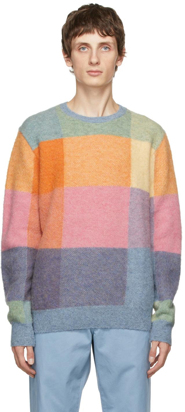 Photo: Polo Ralph Lauren Multicolor Check Sweater