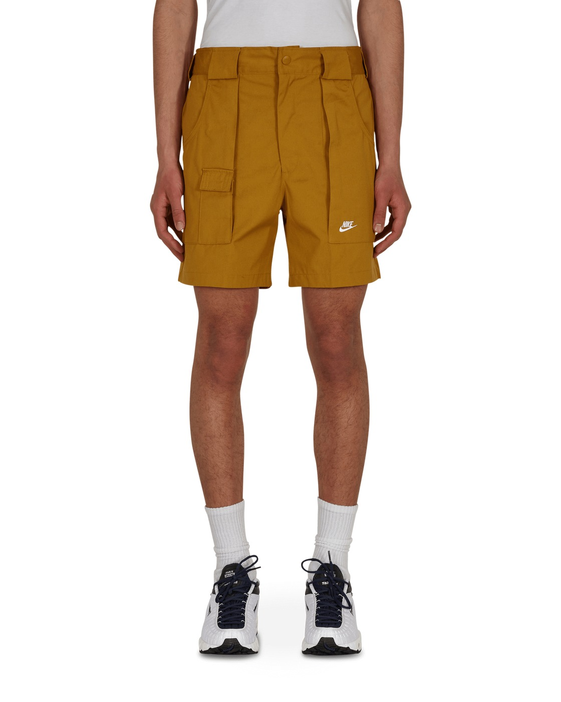 Photo: Nike Reissue Woven Shorts Wheat/Sail