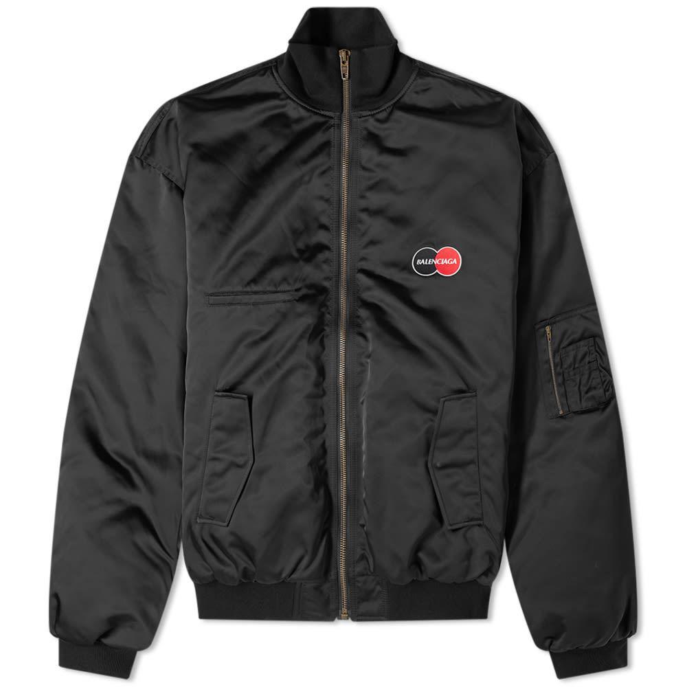 Photo: Balenciaga Uniform Bomber Jacket