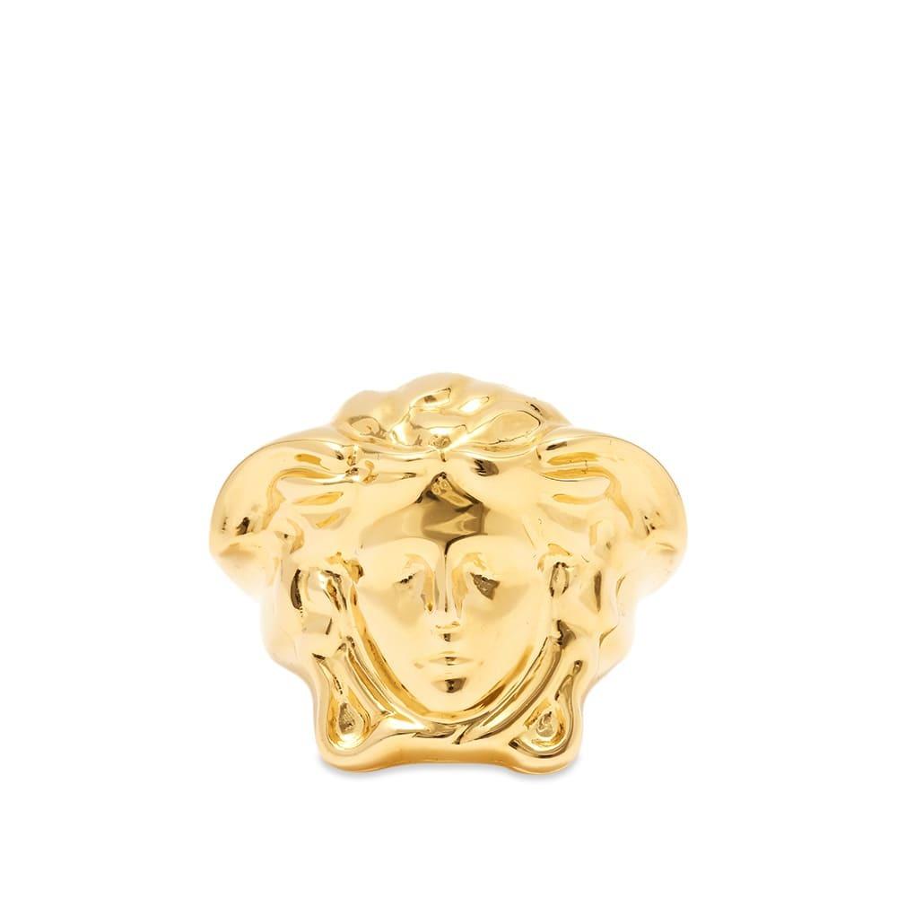 Photo: Versace Medusa Head Ring