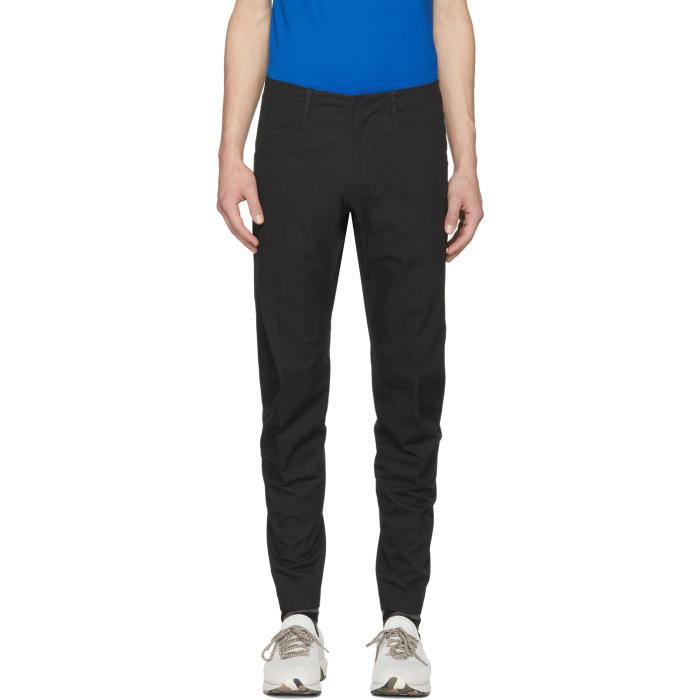 Arcteryx Veilance Black Voronoi Trousers