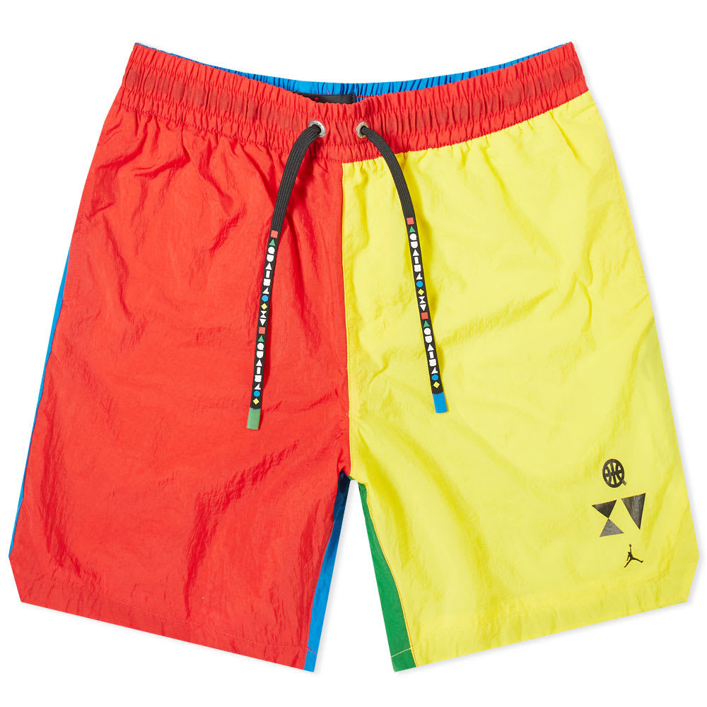 Photo: Air Jordan Q54 Shorts