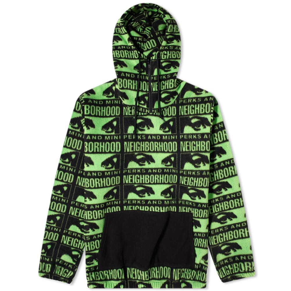 Photo: Neighborhood x P.A.M Hooded Jacket
