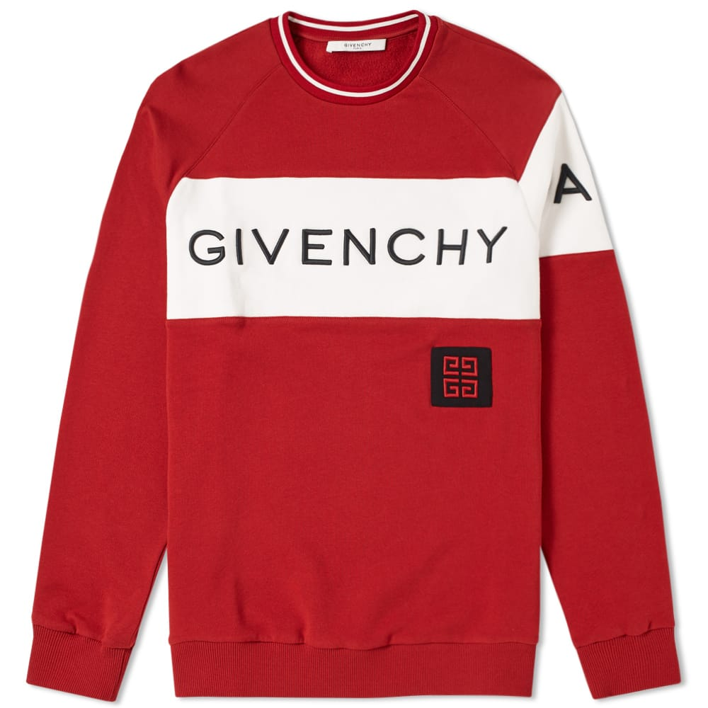 Photo: Givenchy Logo Sweat