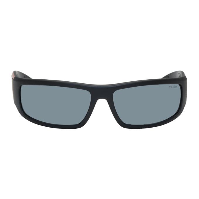 Photo: Prada Black Active Sunglasses