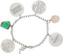Raf Simons Silver Medallions Bracelet