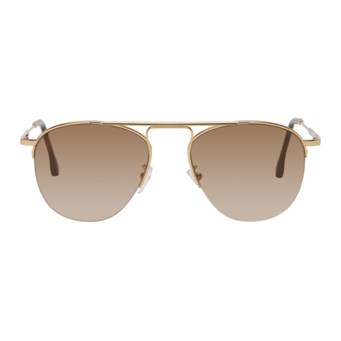 Photo: Paul Smith Gold Cactus Sunglasses