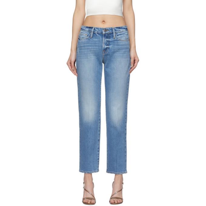 Photo: Frame Blue Le Nouveau Jeans