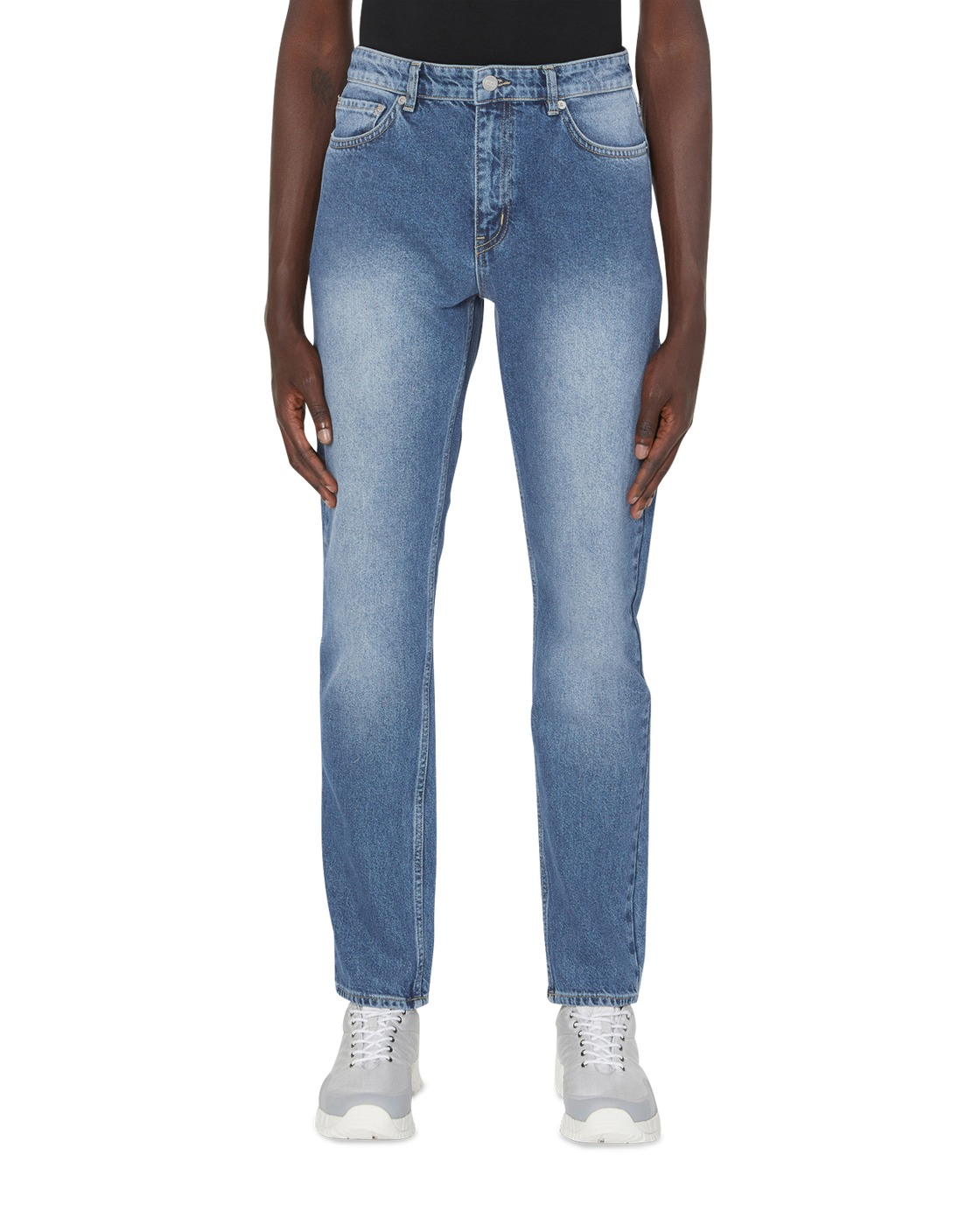 Photo: Wood Wood Wes Jeans Classic Blue Vintage