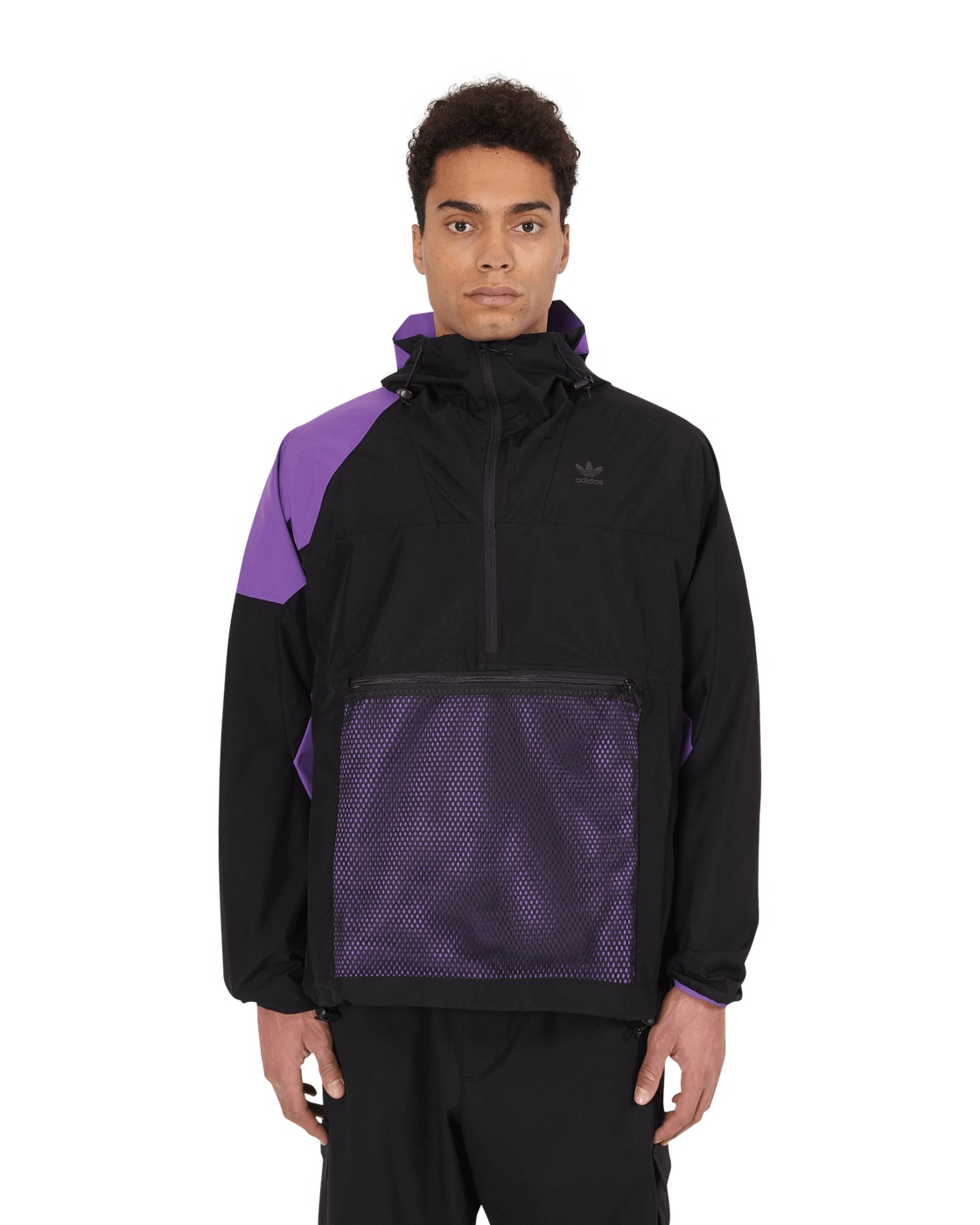 Adidas Originals Track Jacket Black/Actpur