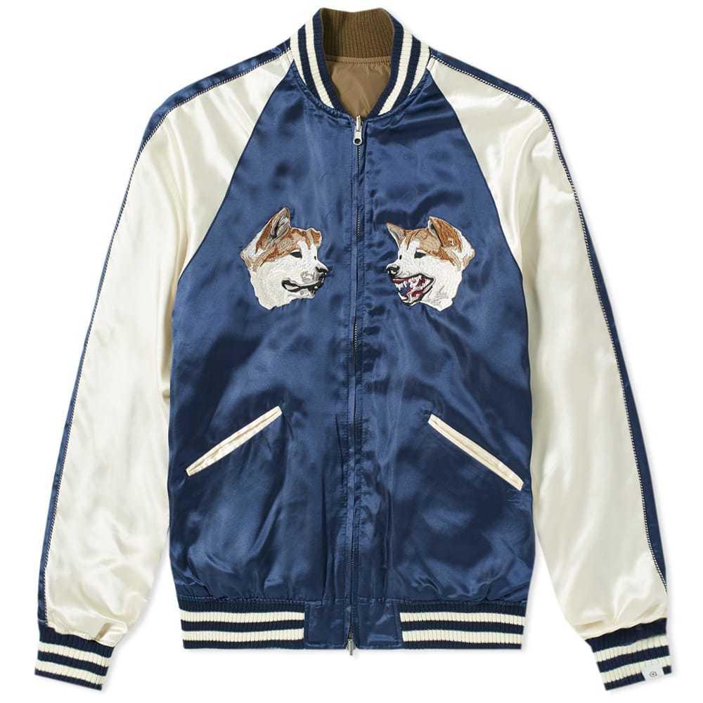 Photo: Vanquish Shibuya Souvenir Jacket Navy