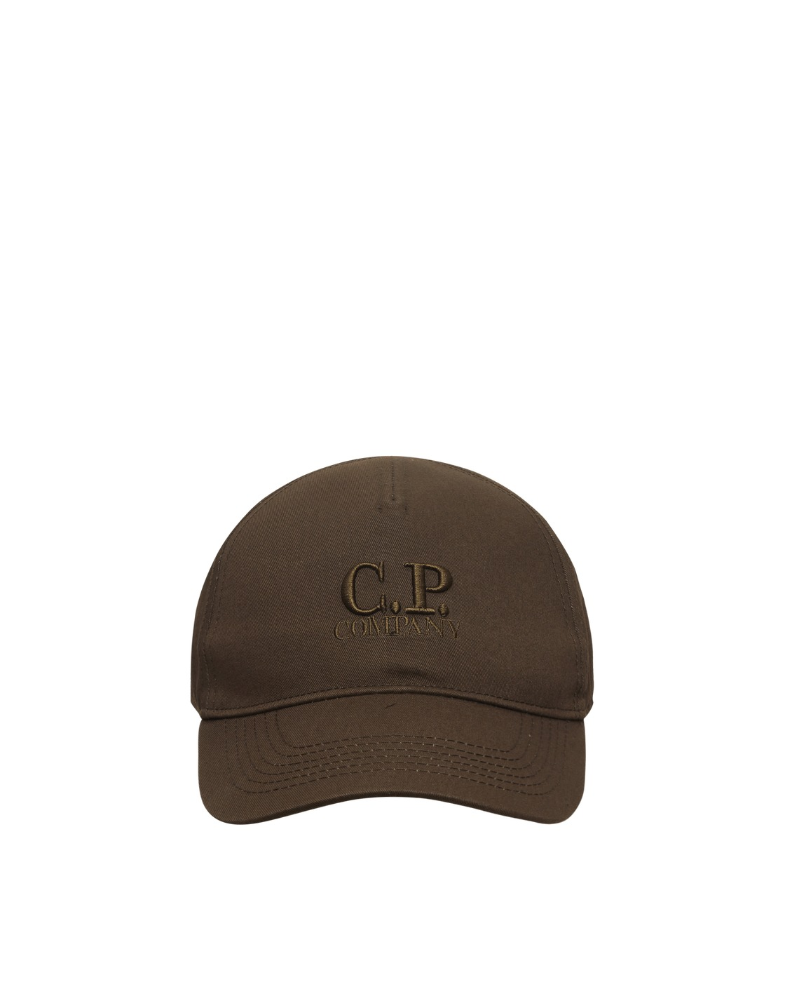 Photo: C.P. Company Gabardine Goggle Cap Ivy Green