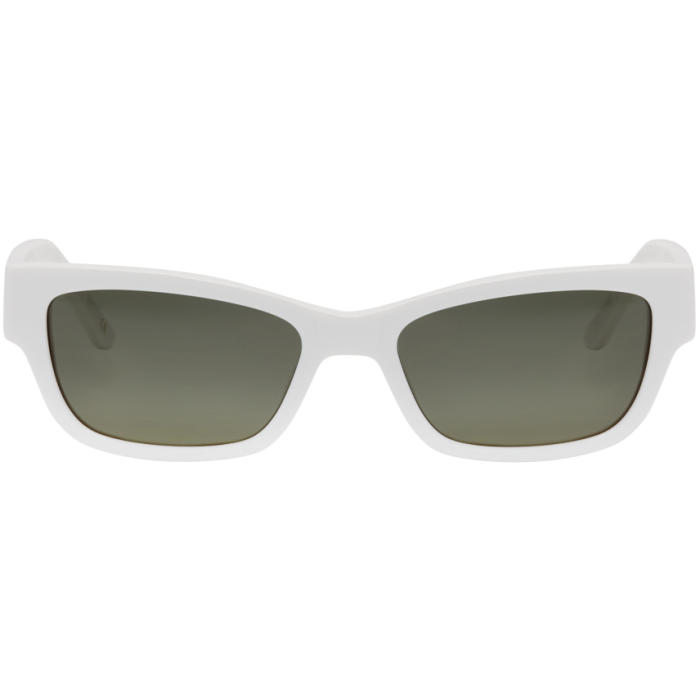 Photo: Han Kjobenhavn White Moon Sunglasses