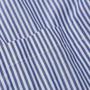 Sunspel - Striped Cotton-Poplin Pyjama Shirt - Blue